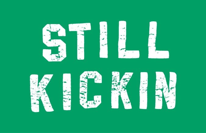 kickin-white-on-green